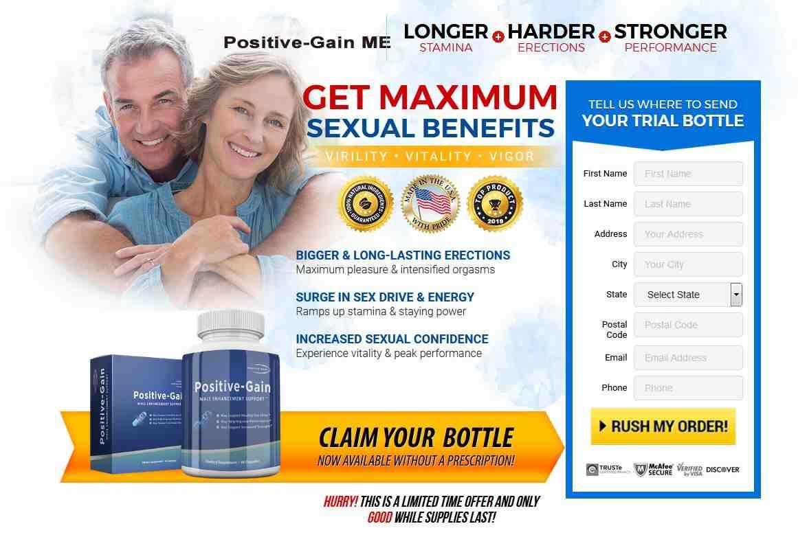 Positive Gain Male Enhancement