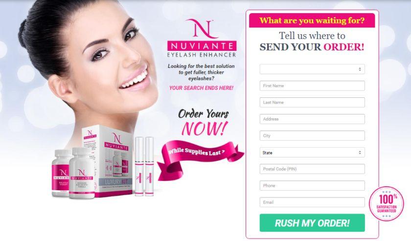 Nuviante Eyelash Enhancer Benefits